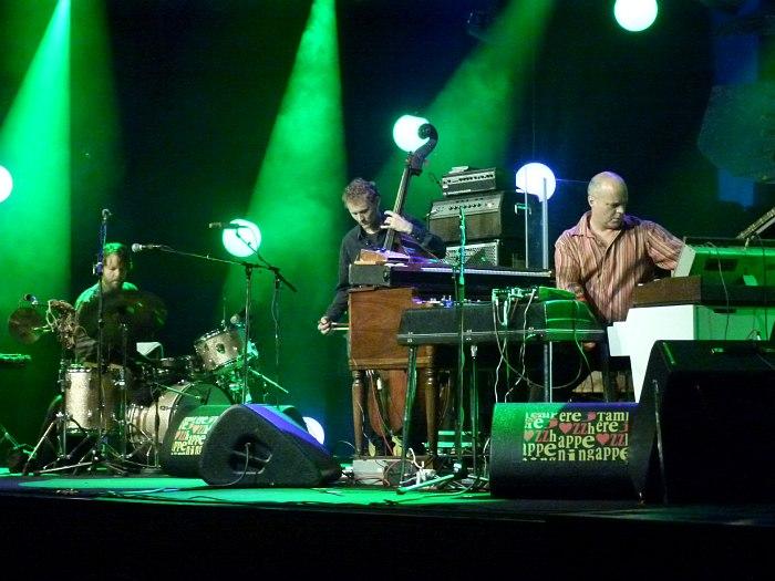 Tampere Jazz Happening прошлого года: на сцене Medeski, Martin & Wood