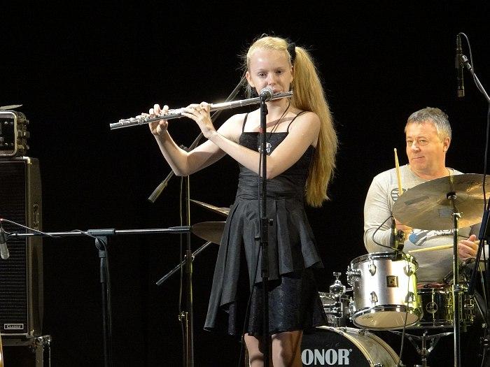 Полина Воробьёва и Валерий Журавлёв