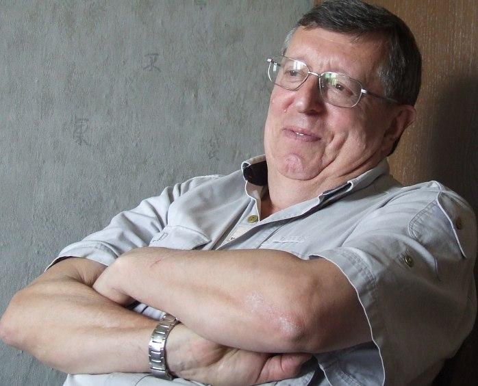Владимир Кулль. 2009