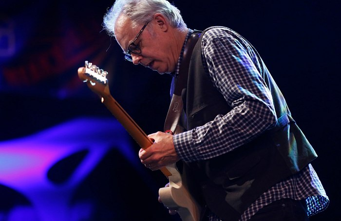 Bill Frisell - photo © Maarit Kytöharju (for Tampere Jazz Happening)
