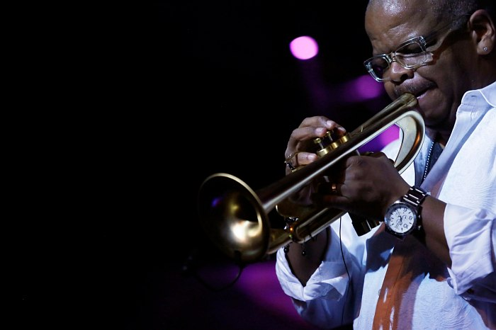 Terence Blanchard - photo © Maarit Kytöharju (for Tampere Jazz Happening)