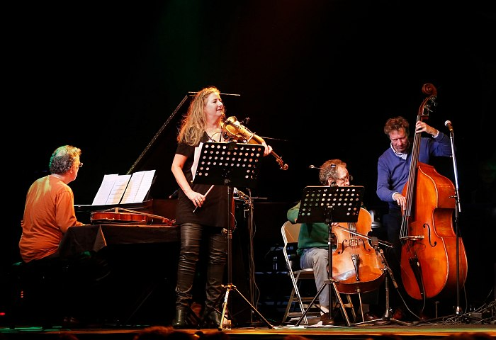 ICP Orchestra - photo © Maarit Kytöharju (for Tampere Jazz Happening)