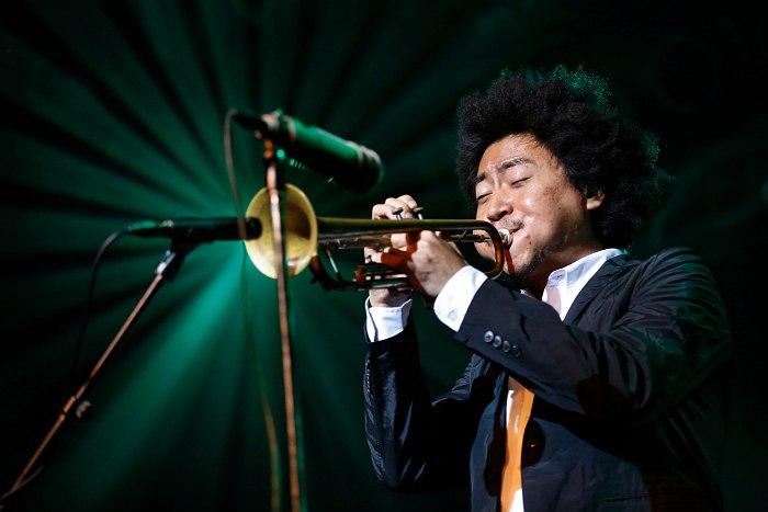Takuya Kuroda - photo © Maarit Kytöharju (for Tampere Jazz Happening)