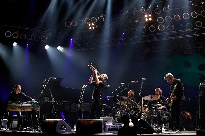 Mathias Eick Quintet - photo © Maarit Kytöharju (for Tampere Jazz Happening)