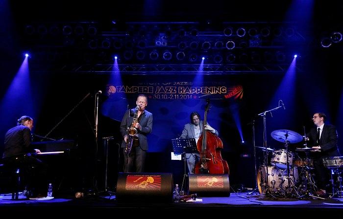 Karl Seglem Quartet - photo © Maarit Kytöharju (for Tampere Jazz Happening)