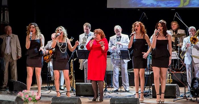 Какая песня без баяна, какой концерт без «Каравана»?.. (фото © Евгения Маркова)