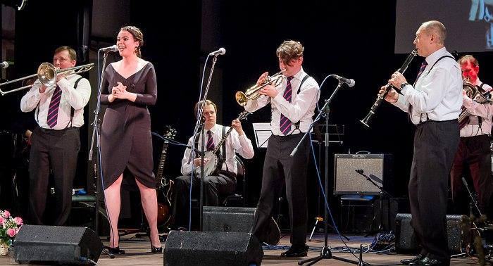 Moscow Ragtime Band (фото © Евгения Маркова)