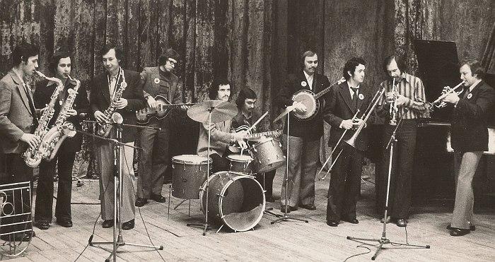Фестиваль «Тбилиси-78». Крайний справа - Игорь Бурко (фото из архива юбиляра)