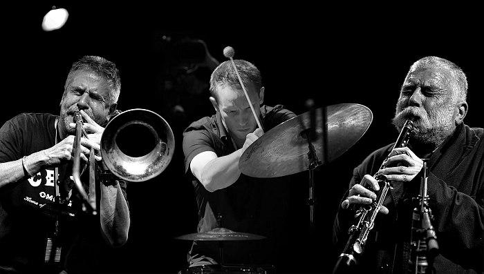 Steve Swell, Paal Nilssen-Love, Peter Brötzmann