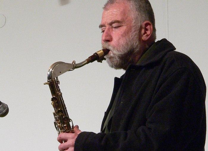 Peter Brötzmann (2006, Москва)