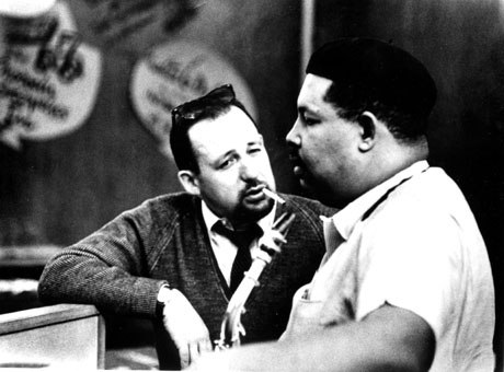 Orrin Keepnews, Cannonball Adderley, 1961