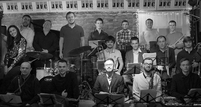 JFC Potluck Big Band