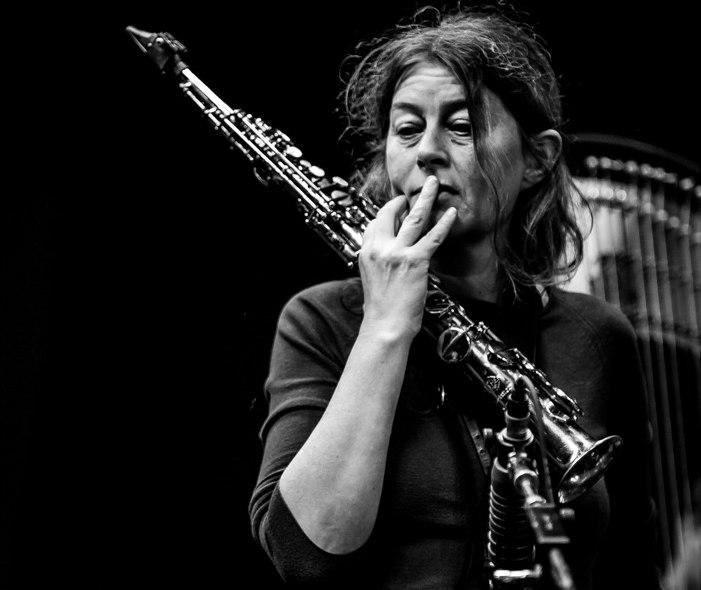 Lotte Anker (photo © Peter Gannushkin)