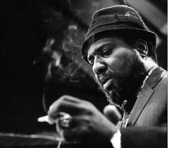 Thelonious Monk  (photo © Jim Marshall)