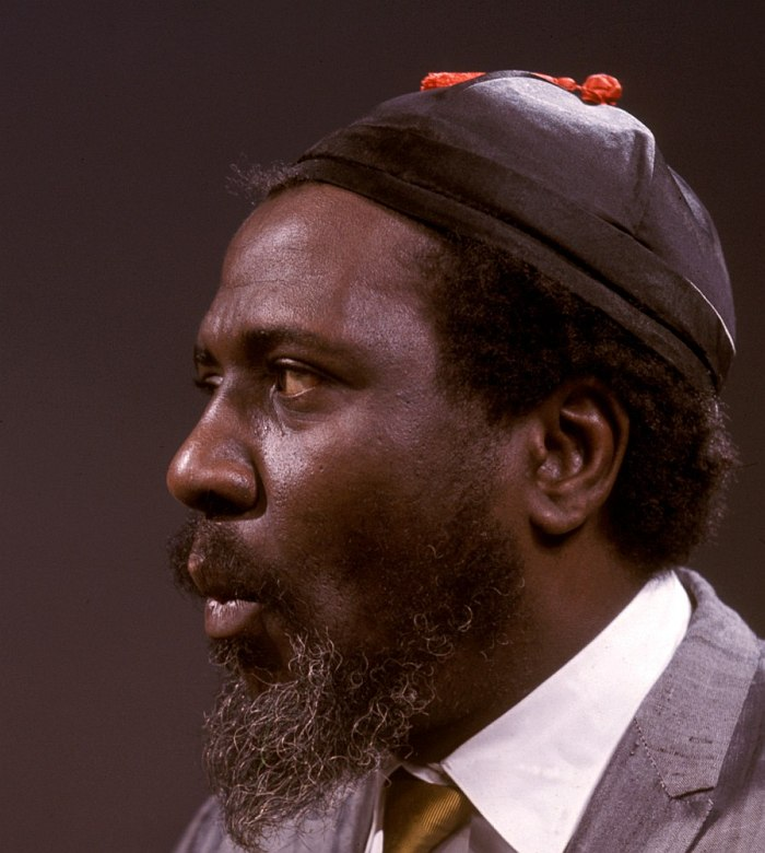 Thelonious Monk (photo © Lee Tanner)