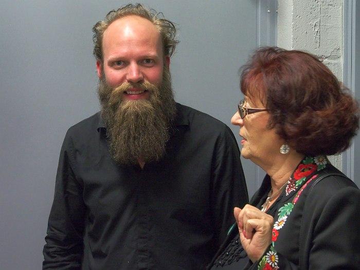Mathias Eick & Anne Erm