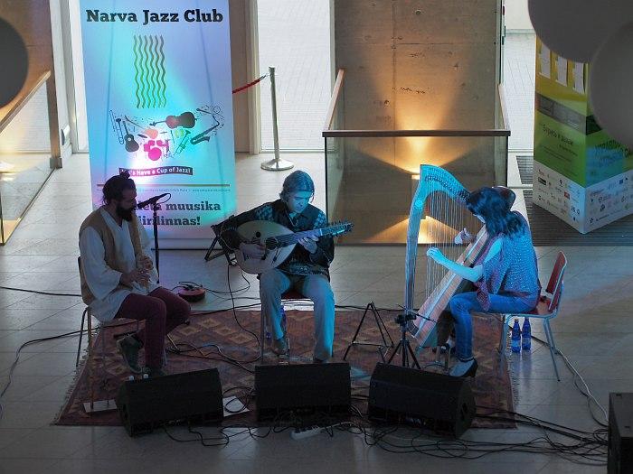 Mehmet Polat Trio, Narva