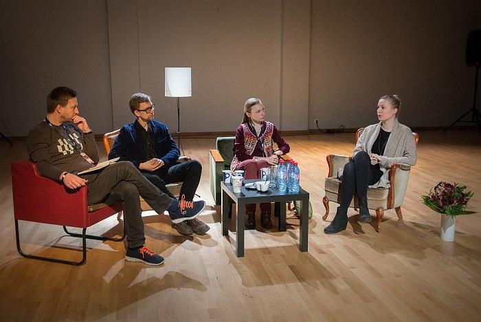Панельная дискуссия (photo © Rene Jakobson, Jazzkaar)