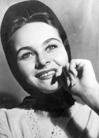 Татьяна Конькова в 1970-е