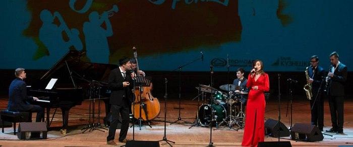 «Звёзды петербургского джаза» (фото © Пензаконцерт, 2015)