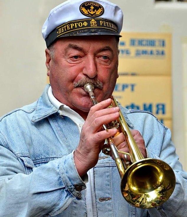 Альберт Мелконов (2009, фото © Алексей Салтыков)