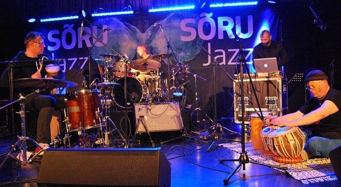 Brian Melvin & Drum Prana