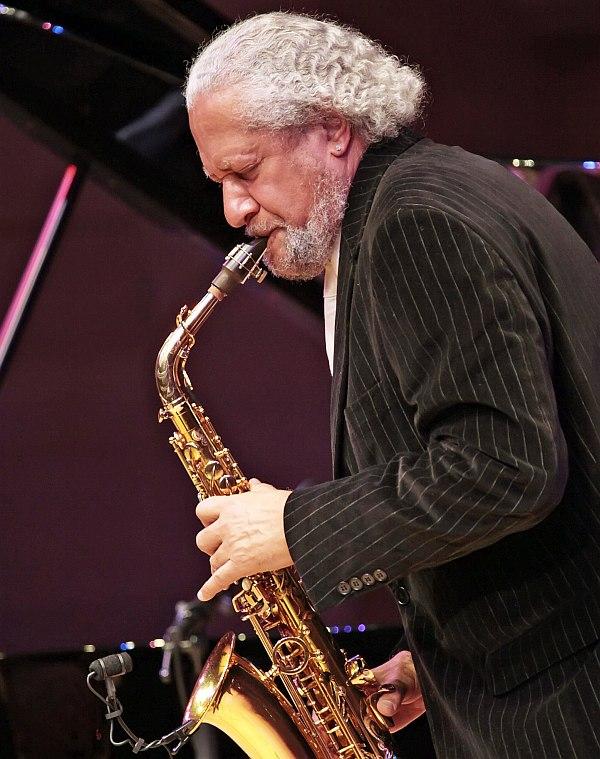 Gary Bartz (фото © Владимир Коробицын, 2010)