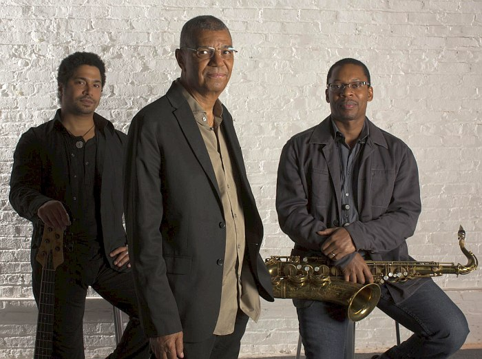 Matt Garrison, John DeJohnette, Ravi Coltrane