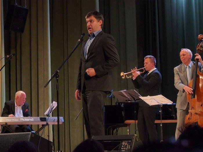 Pavlo Balakin + Toivo Unt Quartet