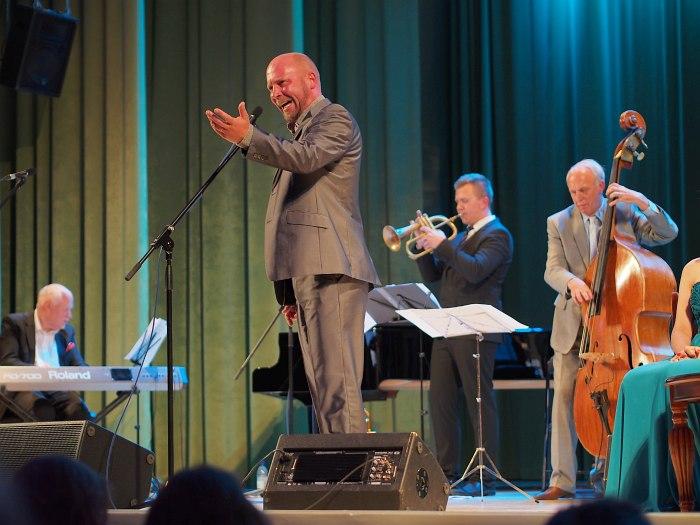Toivo Unt Quartet + Rene Soom