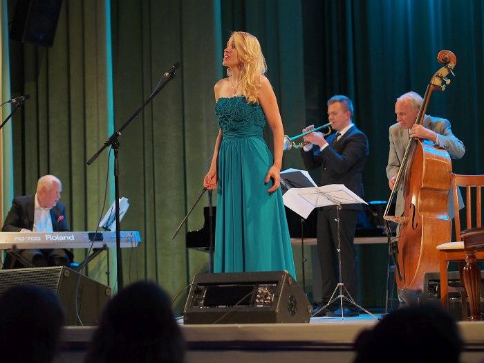Toivo Unt Quartet + Kristel Pärtna