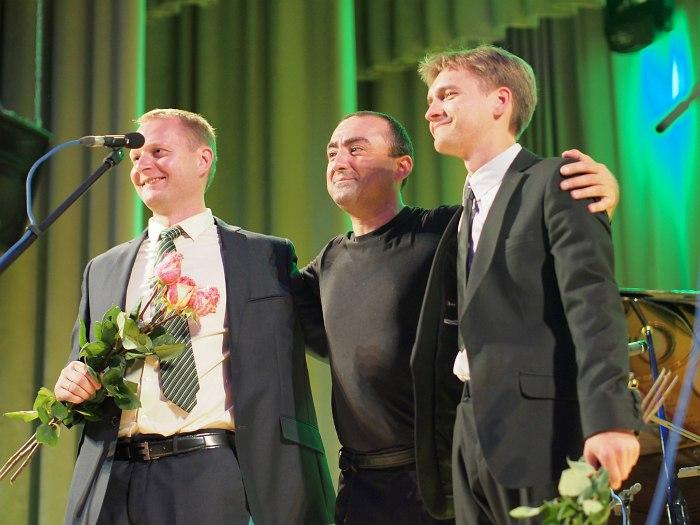 Vladimir Võssotski Trio: Владимир Высоцкий, Ара Яральян, Михаил Никитин