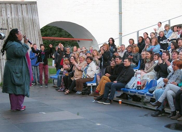 Мариам и её аудитория
