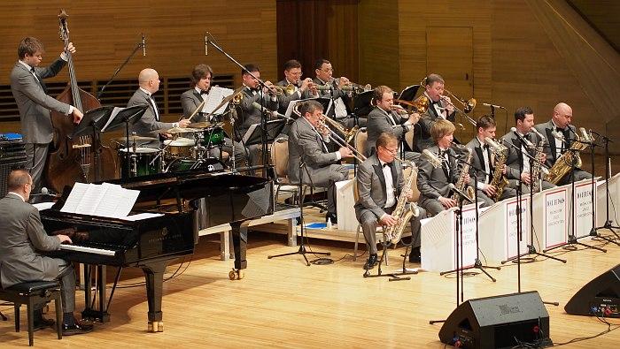Московский джазовый оркестр п/у н.а. РФ Игоря Бутмана
