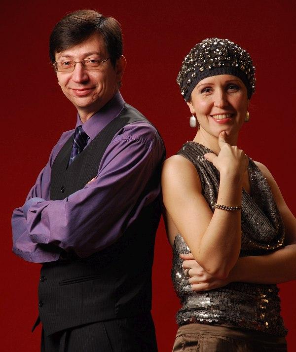 Jazz W.A.V.E.: Валерий Скворцов, Анна Новожилова