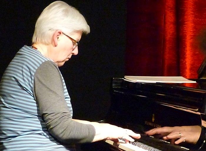 Irène Schweizer (photo © Annamarie Ursula)