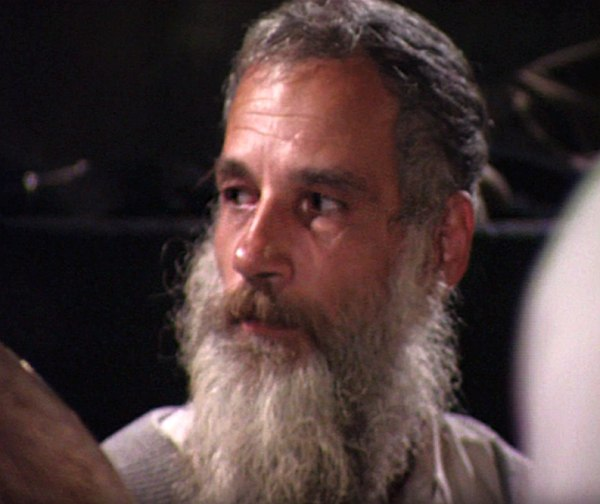 Евгений Казарян (кадр из видеосъёмки 1991)