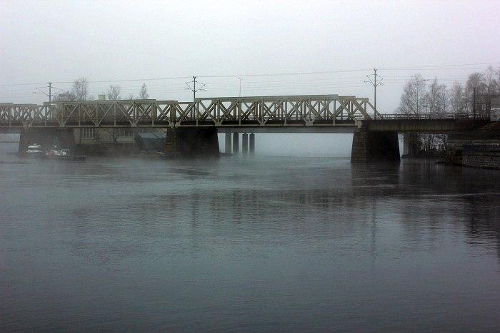 Мост через Таммеркоски