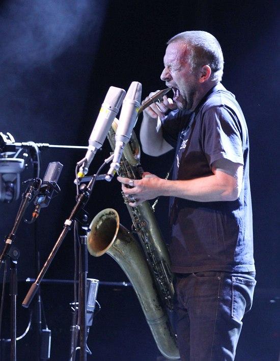 Mats Gustaffson