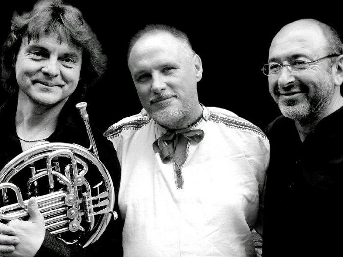Moscow Art Trio: Шилклопер, Старостин, Альперин