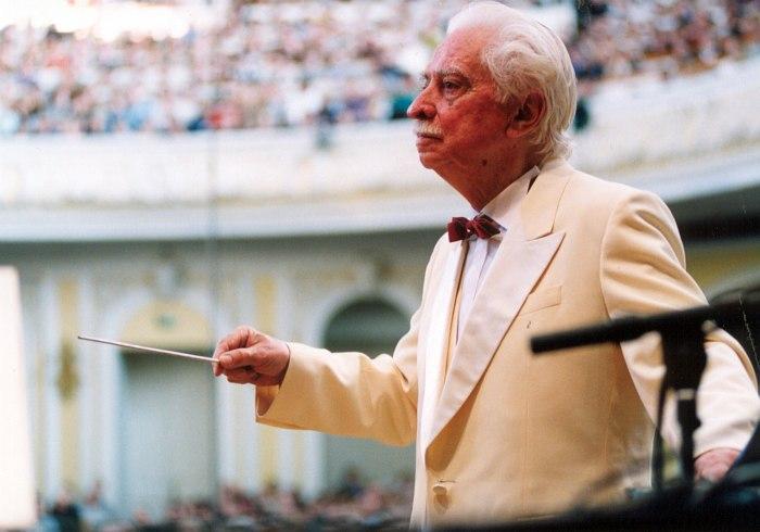 Олег Лундстрем (фото © Павел Корбут, 2000)