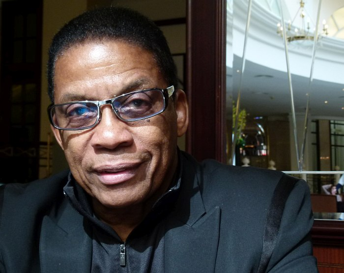 Herbie Hancock, 2012 (photo © Cyril Moshkow, Jazz.Ru Magazine)