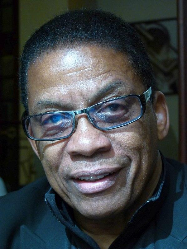 Herbie Hancock, 2012 (photo © Cyril Moshkow, Jazz.Ru Magazine, 2012)