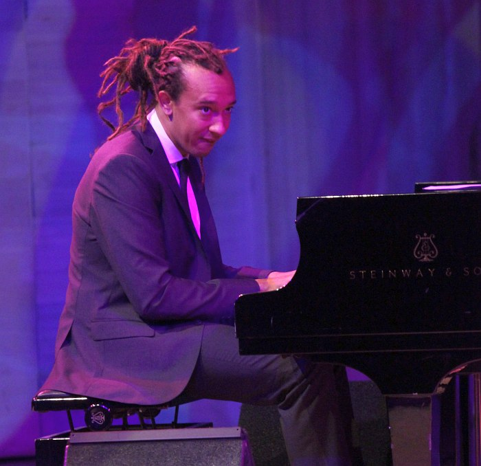 Gerald Clayton (photo © Cyril Moshkow, Jazz.Ru Magazine, 2012)