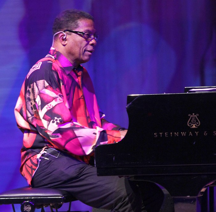 Herbie Hancock (photo © Cyril Moshkow, 2012)