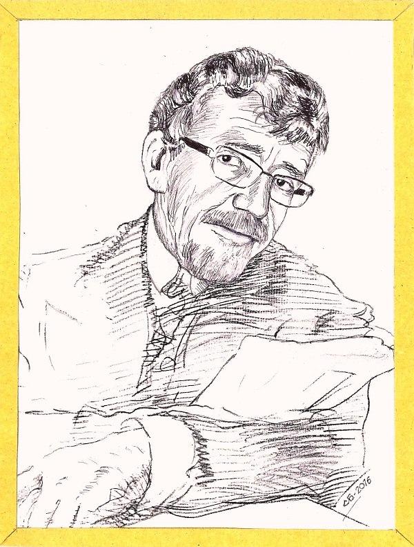 Сергей Мелещенко (портрет © Сергей Богданов)