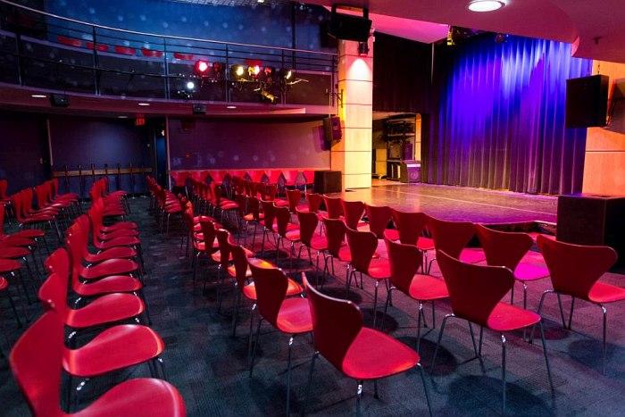 Один из залов Berklee College of Music