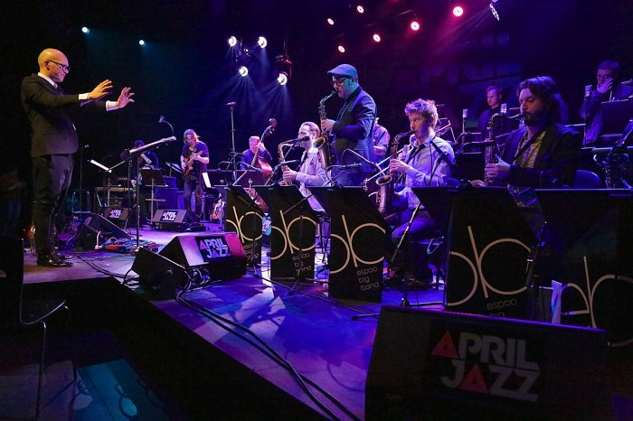 Espoo Big Band (photo © Ralph Dombrovsky)