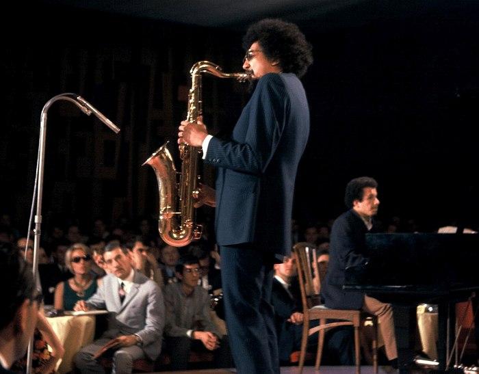 Чарлз Ллойд в Монтрё, 1967 (за роялем - юный Кит Джарретт)