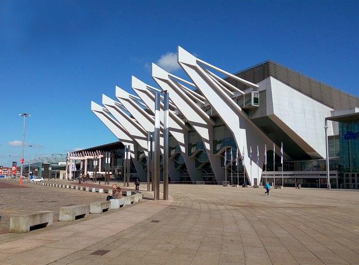 Выставочный комплекс Messe Bremen
